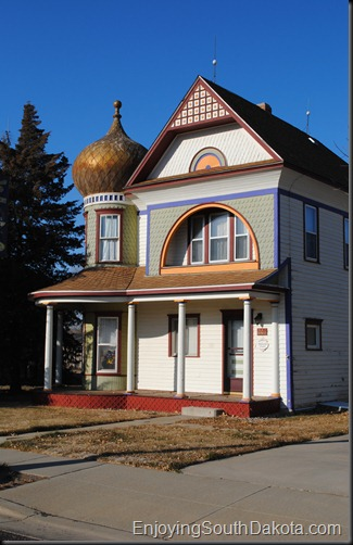 Delmont South Dakota Onion House