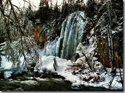 photo of Little Spearfish Falls