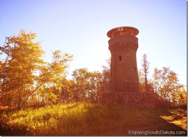 Friendship Tower found just outside Deadwood South Dakota